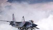 Tiêm kích MIG41 của Nga đánh chặn vũ khí siêu vượt âm