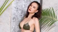 Dương Yến Ngọc khoe đường cong nóng bỏng ở tuổi 40
