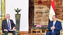 Ai Cập và Mỹ củng cố hợp tác quân sự và chống khủng bố