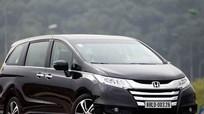 Honda Việt Nam triệu hồi 2 dòng xế cao cấp do lỗi kỹ thuật