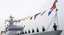 Trung Quốc biên chế hai tàu hộ vệ săn ngầm tàng hình