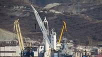 Tàu hộ vệ tên lửa Gepard 3.9 thứ tư bắt đầu lên đường về Việt Nam