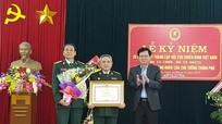 Hội Cựu Chiến binh Yên Thành đón nhận Bằng khen của Thủ tướng