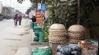 Giải tỏa vỉa hè, lề đường ở Quỳnh Lưu: 'Bắt cóc bỏ đĩa'
