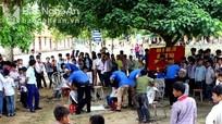 Xã ở biên giới Nghệ An quyết tâm ba năm liền không có người sinh con thứ 3