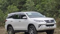 Ôtô nhập khẩu 'không có để bán' đầu 2018 tại Việt Nam