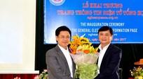 Đồng chí Thái Thanh Quý giữ chức Chủ tịch Liên hiệp các tổ chức hữu nghị Nghệ An