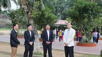 Xã Kỳ Sơn (Tân Kỳ) về đích nông thôn mới