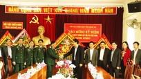 Lãnh đạo tỉnh chúc mừng Hội Cựu chiến binh nhân ngày truyền thống