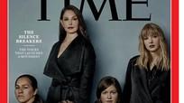 Time chọn những phụ nữ tố cáo nạn quấy rối tình dục là 'Nhân vật của năm'
