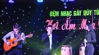 Đêm nhạc thiện nguyện quyên góp hơn 30 triệu đồng ủng hộ người nghèo