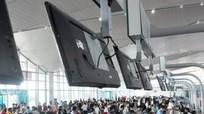 Lượng hành khách thông qua Cảng hàng không Vinh đạt 1,78 triệu lượt