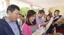 Mực khô ở Nghệ An được cấp chứng nhận nhãn hiệu tập thể