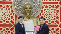 Đại sứ Thái Lan tin tưởng Nghệ An sẽ là trung tâm kinh tế quan trọng của vùng Bắc Trung bộ