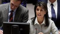 Mỹ bị cô lập tại Liên Hợp Quốc trong họp khẩn về Jerusalem
