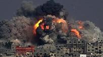 Israel không kích dải Gaza, ít nhất 25 người bị thương