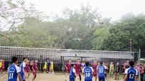 Trên 700 vận động viên Con Cuông tham gia Hội khỏe Phù Đổng