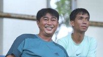 HLV Minh Chiến dẫn dắt CLB B.Bình Dương ở V-League 2018