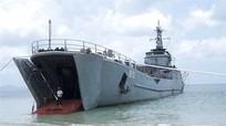 Bộ ba chiến hạm Ba Lan của Hải quân Việt Nam