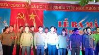 Ra mắt tổ tuần tra nhân dân 'đa năng' đầu tiên tại Nghệ An