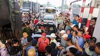 Thủ tướng yêu cầu không để xảy ra ùn tắc ở các trạm thu phí dịp Tết