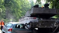 Hình ảnh hiếm gặp nhưng có thật của xe tăng