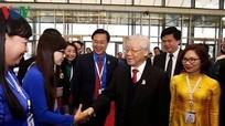 Tổng Bí thư: Đảng, Nhà nước và nhân dân luôn đặt niềm tin sâu sắc vào thế hệ trẻ