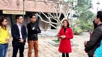 Khảo sát 'Hành trình qua các kinh đô Việt Cổ' tại Nghệ An