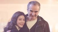 Lý Nhã Kỳ thân mật với đạo diễn và nhà sản xuất nổi tiếng Pháp