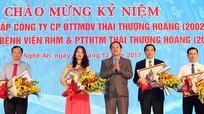 Công ty CP Đầu tư thương mại dịch vụ Thái Thượng Hoàng kỷ niệm 15 thành lập