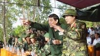 Lực lượng quân sự duy trì khả năng chiến đấu cao, sẵn sàng xử lý mọi tình huống bất ngờ