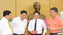 Góp phần thúc đẩy quan hệ hợp tác với Nhật Bản