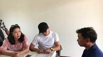 Truy bắt cặp vợ chồng lừa đảo hơn 10 tỷ đồng, bỏ trốn sang Lào