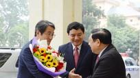 Đại sứ Nhật ủng hộ kết nghĩa giữa TP. Vinh và TP. Fukuroi, tỉnh Shizuoka