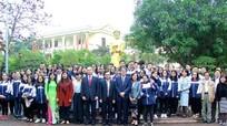 Đại sứ Nhật thăm trường THPT nổi tiếng nhất xứ Nghệ