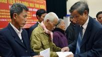 Trao 150 triệu đồng hỗ trợ xây 3 ngôi nhà tình nghĩa ở huyện Thanh Chương
