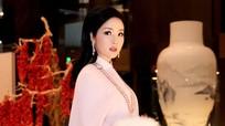 Giáng My đẹp lạ trong sự kiện ở Bắc Kinh