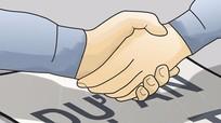 Góc khất 'bắt tay' chia chác với nhau?