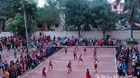 1.500 vận động viên Diễn Châu tham gia hội khỏe phù đổng