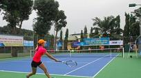 Khai mạc giải quần vợt các tay vợt xuất sắc Việt Nam lần thứ II