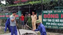 Nghệ An: Đóng 39 đường dân sinh trái phép cắt ngang đường sắt