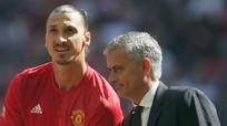 Mourinho tính thay Lukaku bằng Ibrahimovic để đấu West Brom