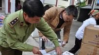 Nghệ An: Gian nan cuộc chiến chống hàng giả, gian lận thương mại