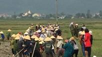 Linh mục Nguyễn Đức Nhân kích động giáo dân vi phạm pháp luật