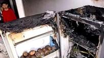Cẩn thận với những thứ có thể phát nổ trong tủ lạnh