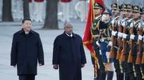 Trung Quốc nổ súng ở châu Phi báo hiệu ra biển lớn
