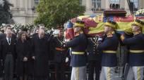 Tang lễ nhà vua cuối cùng của Romania