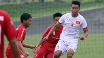 U23 Việt Nam gọi bổ sung trung vệ Thành Chung