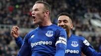 Rooney tiếp tục 'nổ súng' giúp Everton thắng to
