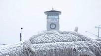 Những bức ảnh mùa đông trên thế giới chỉ nhìn đã thấy lạnh